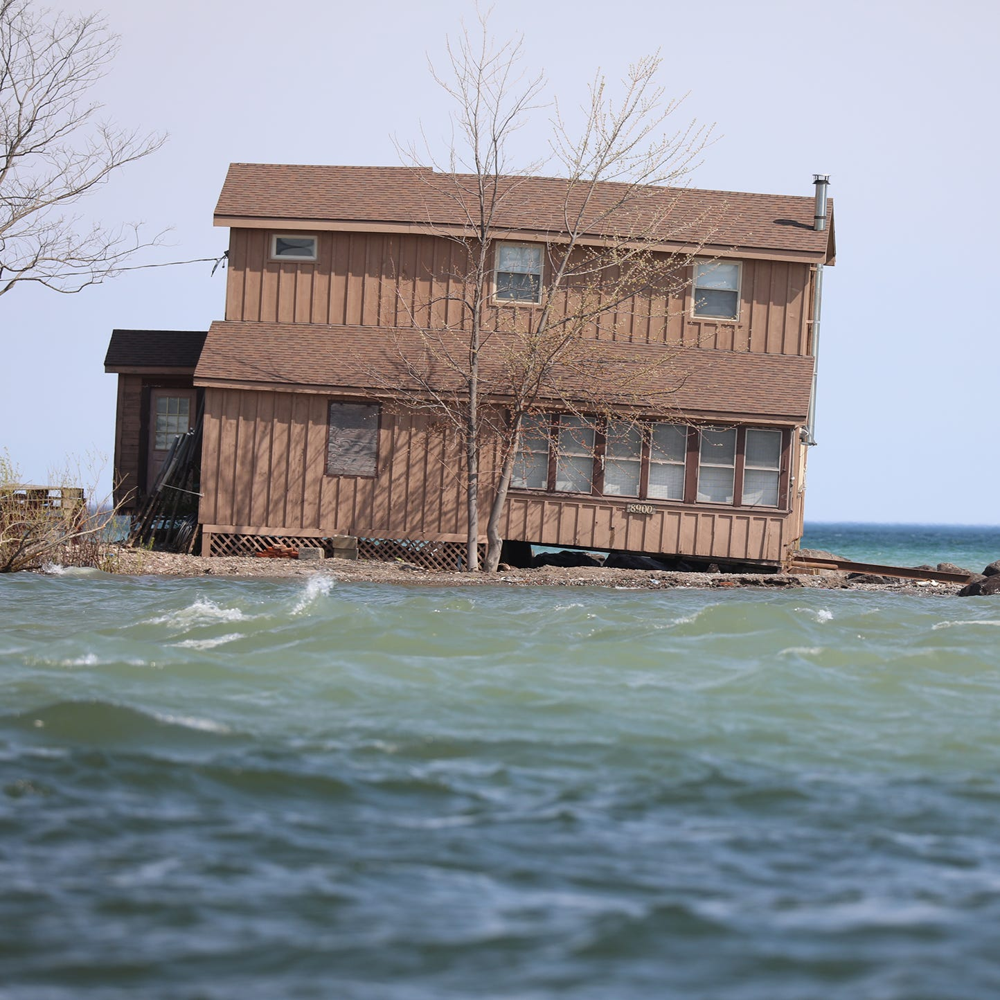 Possible flooding coming for Sodus, eastern Lake Ontario