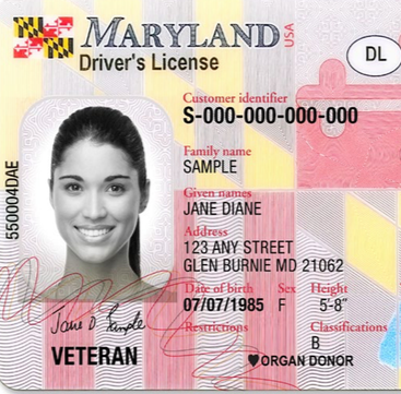 Real ID: Some Maryland driver's licenses will be recalled in June