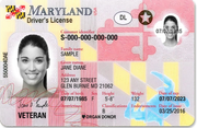 Some Marylanders who have the new REAL ID license or identification card still must bring in certain documentation to comply with federal requirements.