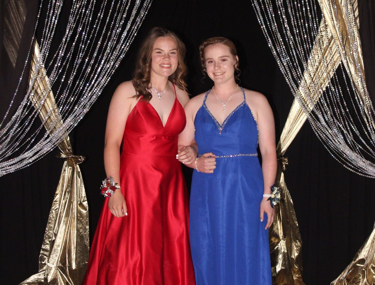 """Mardela High School held its """"Great Gatsby"""" prom on Saturday, April 27, 2019 at Southern Belle Barn in Delmar, Md."""