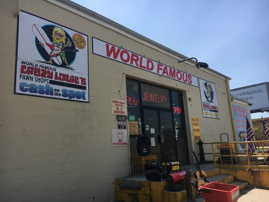The managers of Crazy Louie's Pawn Shop in Salisbury worry about how the minimum wage increase to $15 will impact their local business.