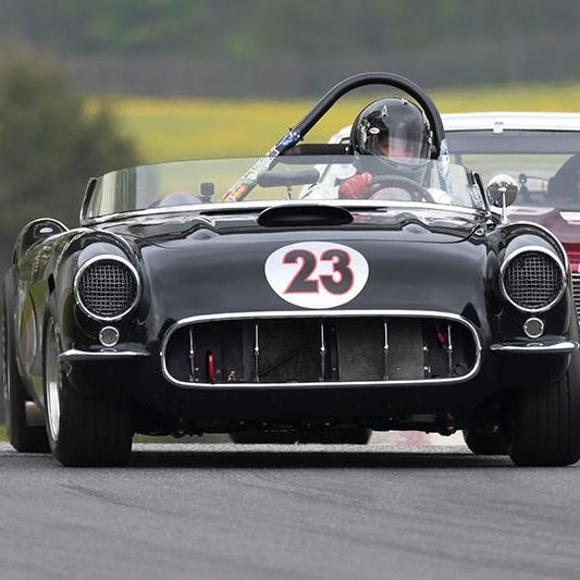 Racing history will be on display at SVRA Spring Vintage Festival Weekend