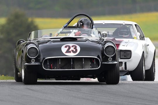 SVRA Spring Vintage Festival Weekend will take place at Road America May 17-19, 2019.