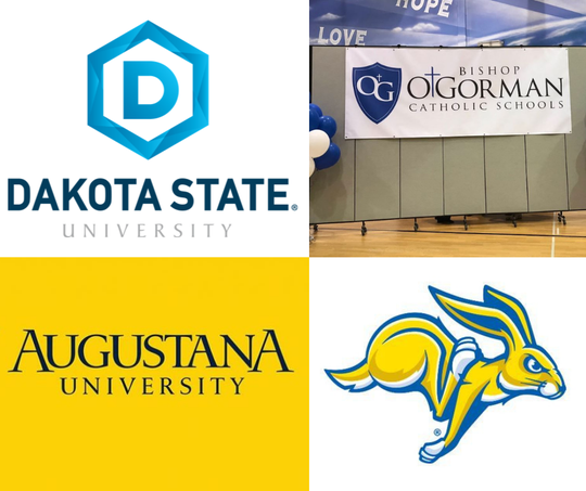 Many South Dakota schools are changing their names and logos.