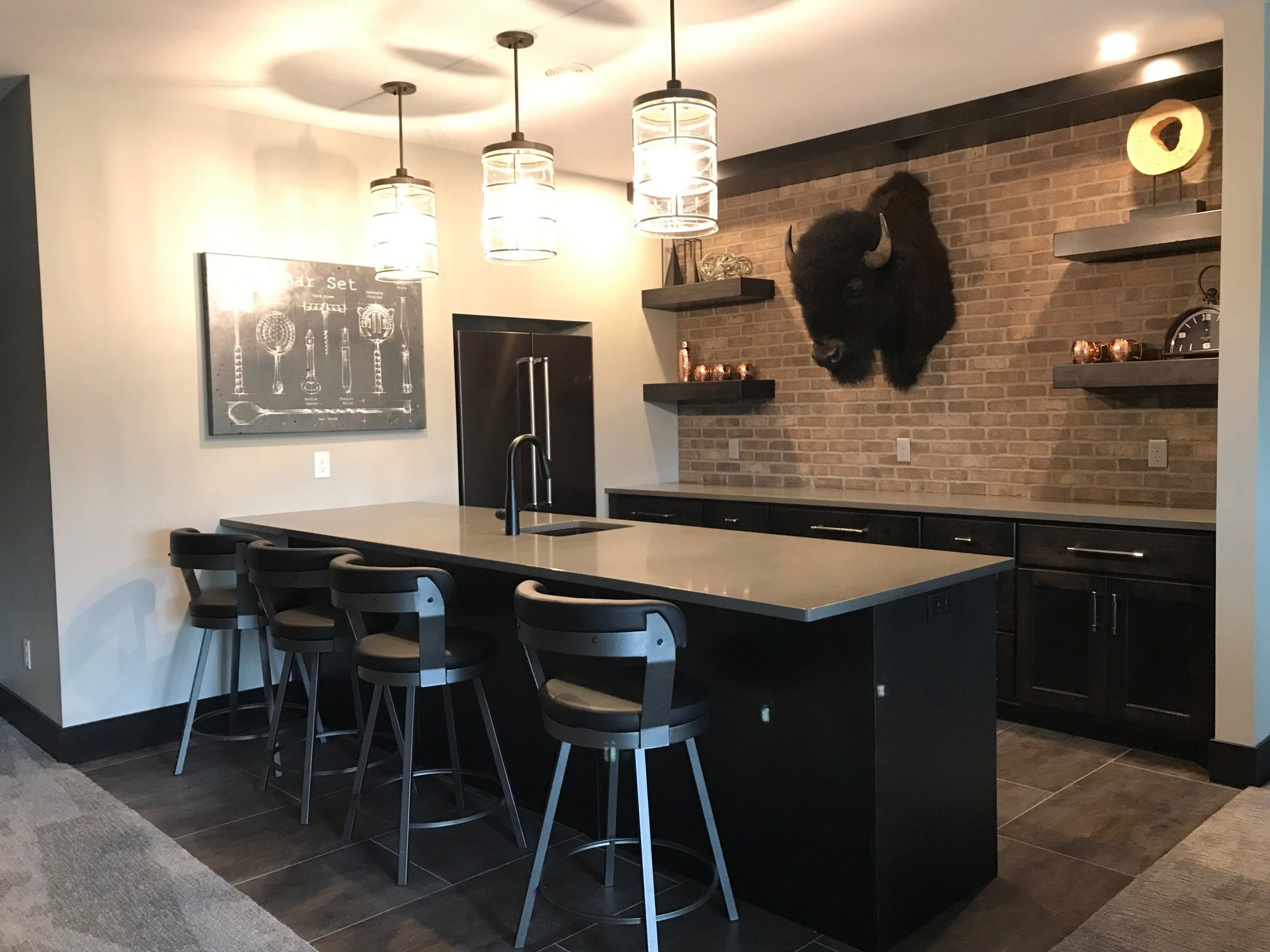 This 5,000-square-foot foot home at 404 E. Shadow Creek Laneis a feature home (No. 54) on the Sioux Empire Home Builder Association's 2019 Spring Parade of Homes. The 5-bed, 4-1/2 bath homewas built by Choice Builders Inc.