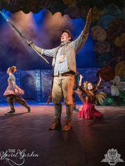 """A scene from Springfield Little Theatre's current production of """"The Secret Garden."""""""