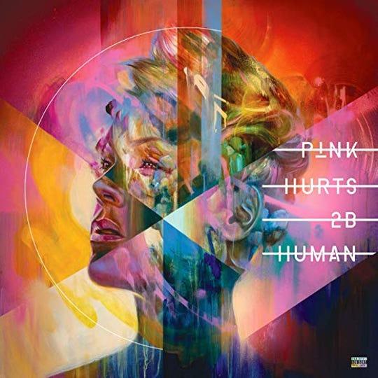 Hurts 2B Human byP!nk