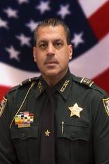 St. Lucie County Sheriff's Capt. Charlie Scavuzzo