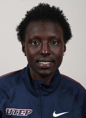 UTEP's Winny Koech looks to defend her titles in the 5,000 and 10,000 meters at the C-USA championships this weekend