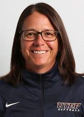 Tobin Echo-Hawk was let go as the head softball coach at UTEP