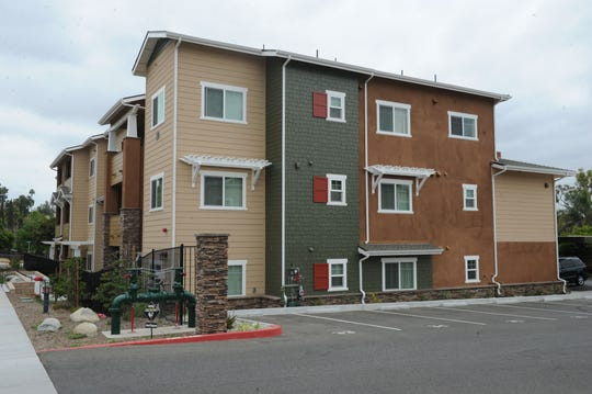 The Walnut Street Apartments in Moorpark are one of the more recent affordable housing properties the Ventura County Housing Trust Fund has helped complete.