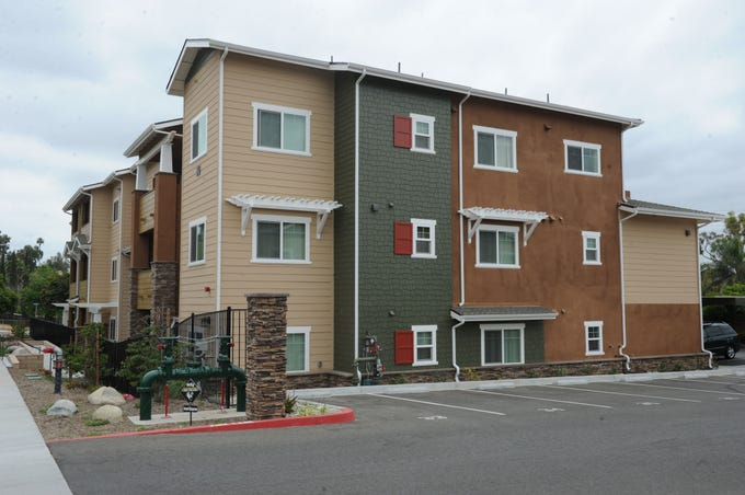 The Walnut Street Apartments in Moorpark are one of the more recent properties the Ventura County Housing Trust Fund has helped complete. The trust fund, which helps get affordable housing built in the county, is trying to win a $10 million matching grant from the state. The nonprofit lends for short-term loans at below-market interest rates.