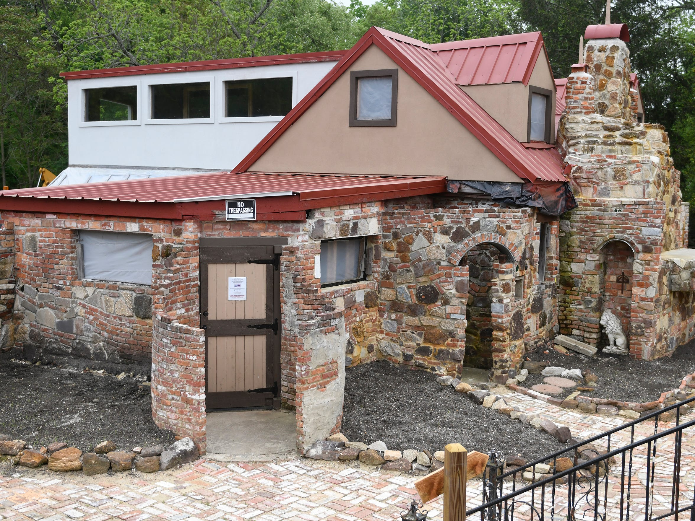 The reconstructed Palace of Depression and new museum will open its doors during this year's Founder's Day festivities in Vineland.