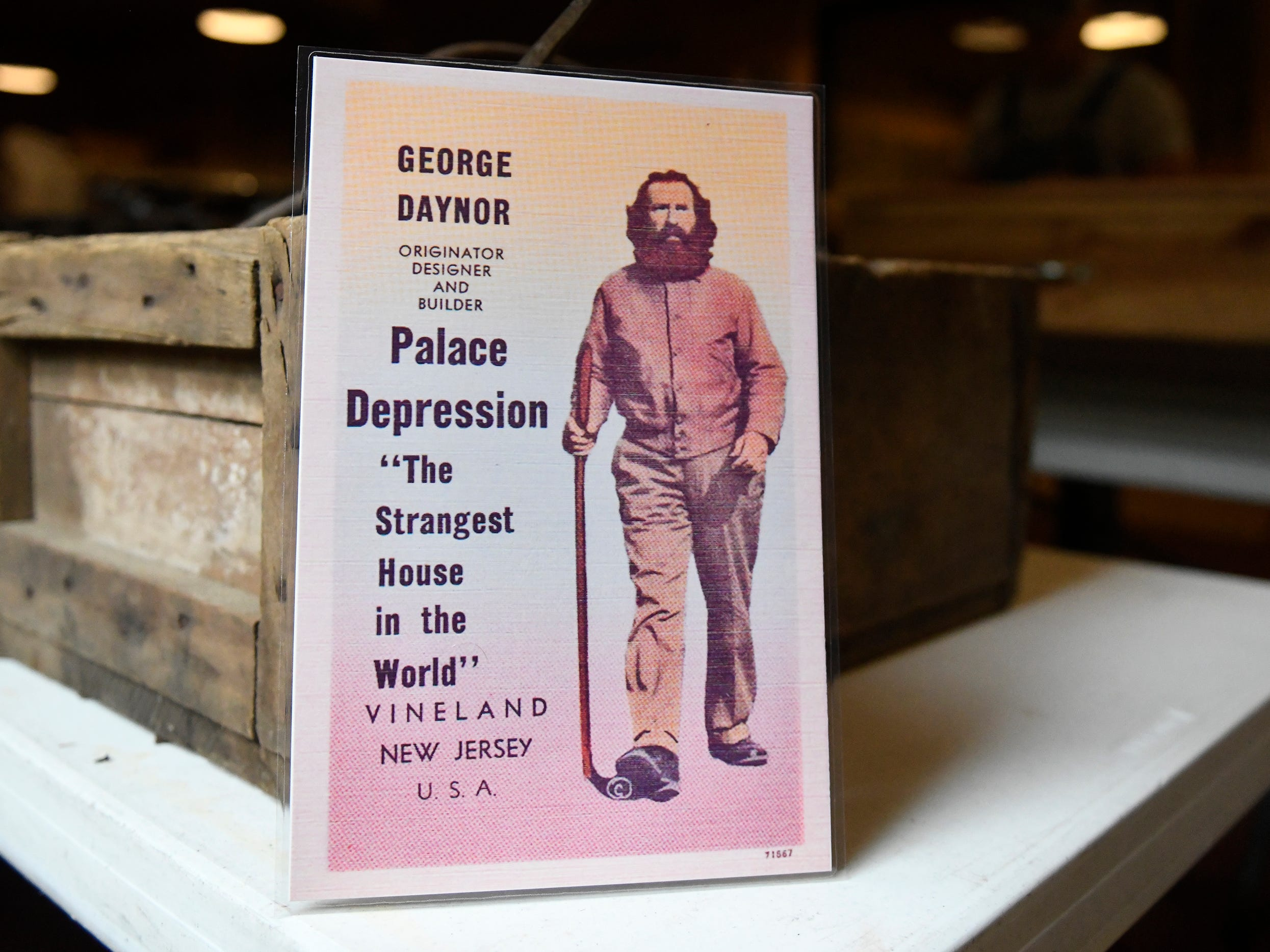 George Daynor died a pauper in 1964 at a reported 104 years old. After Daynor's death, a fire destroyed the Palace of Depression and Vineland razed it in 1969.
