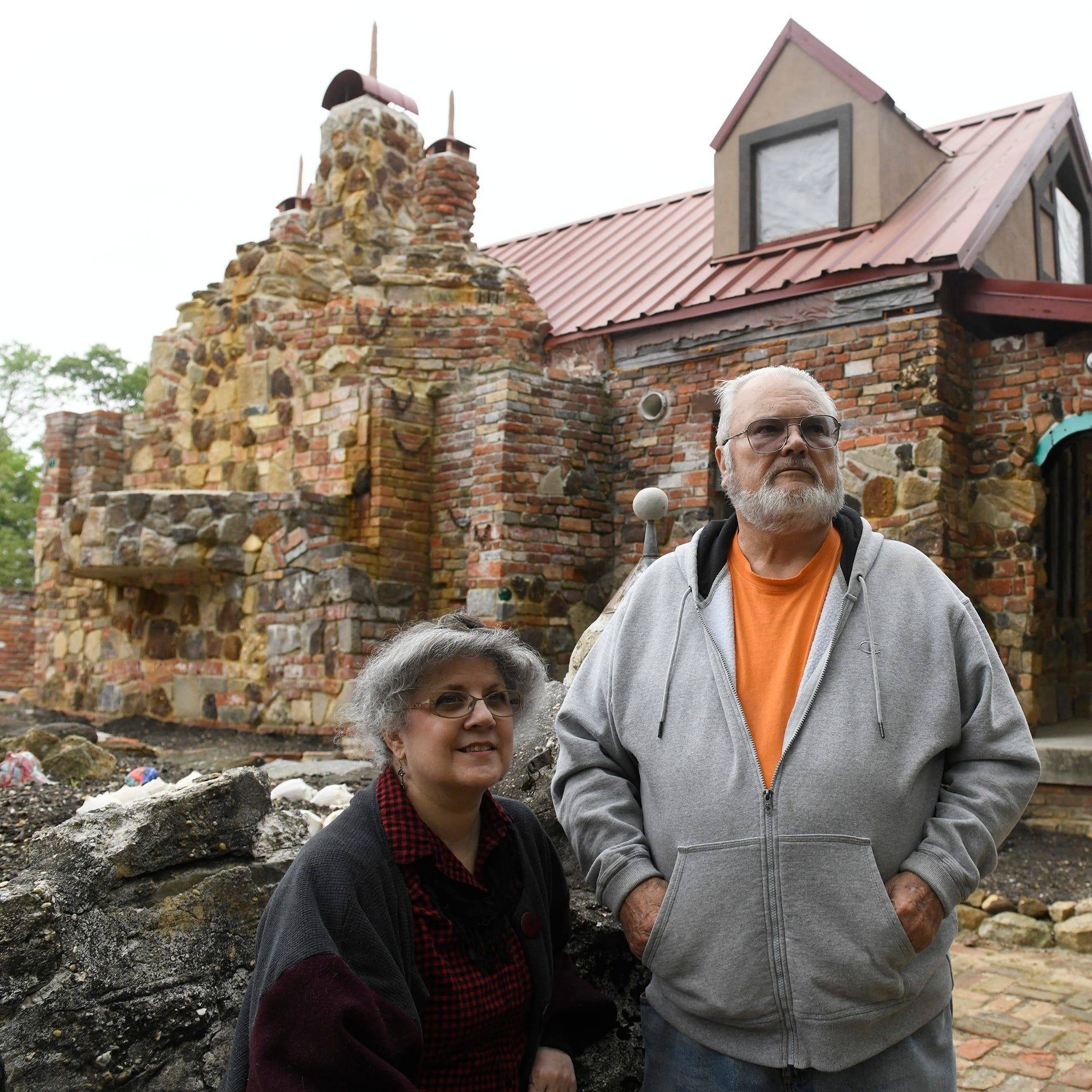 Resurrected Palace of Depression debuts at Vineland Founder's Day