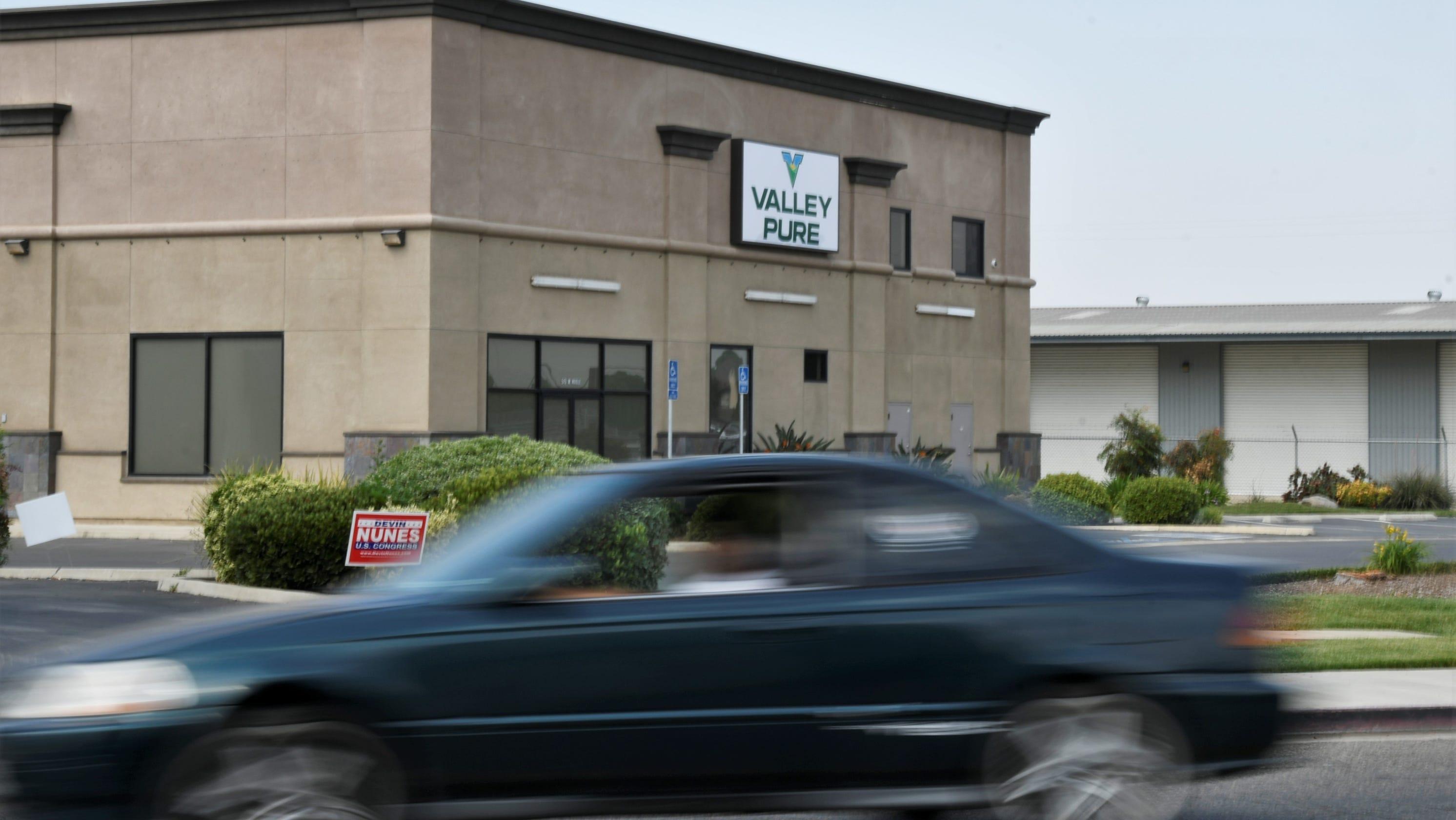Farmersville will be home to three marijuana dispensaries