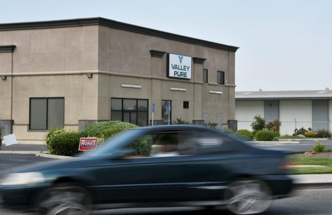 Three cannabis businesses are set to open in Farmersville.