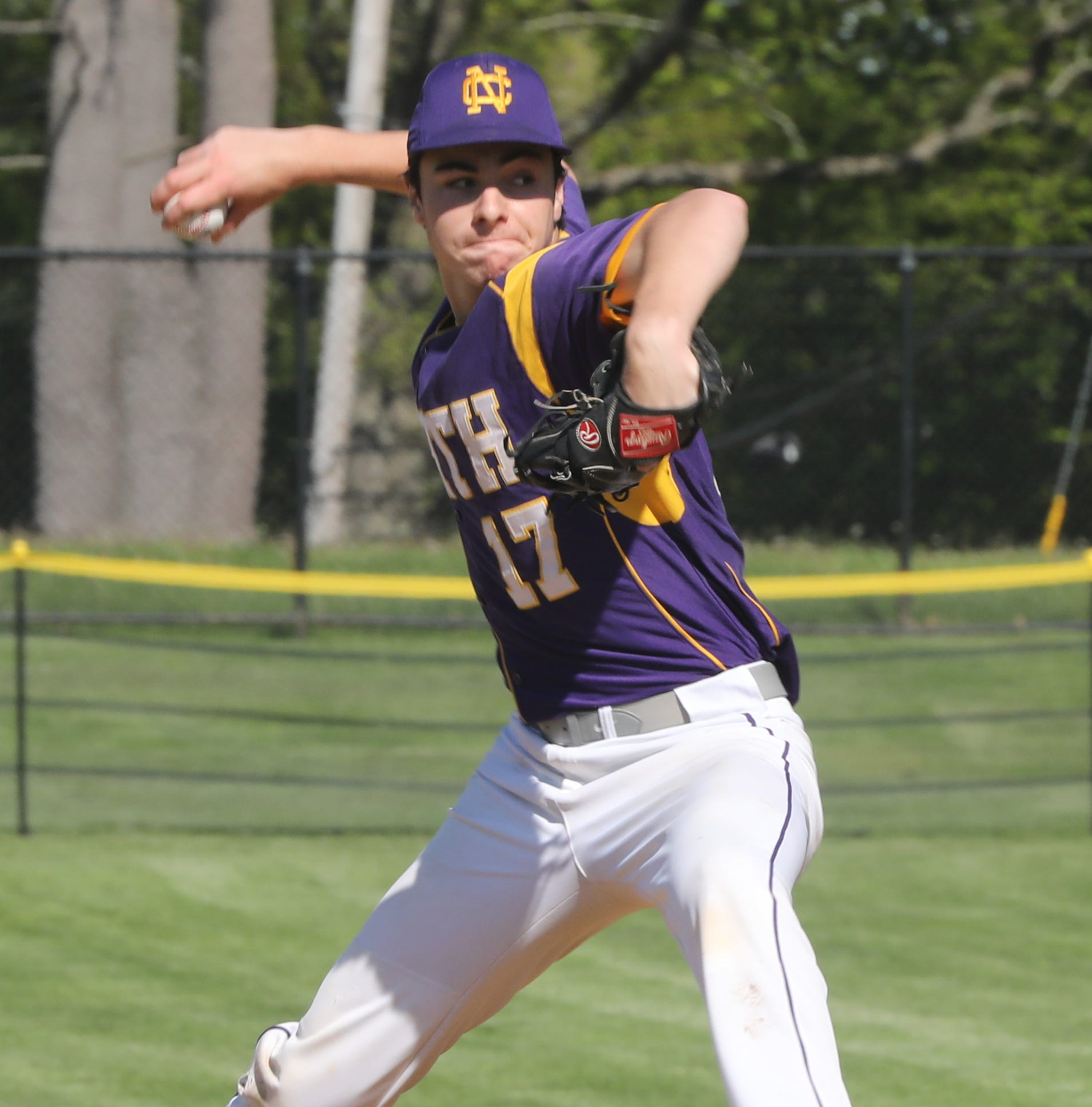 Baseball: Clarkstown North earns breakthrough win behind sophomore ace