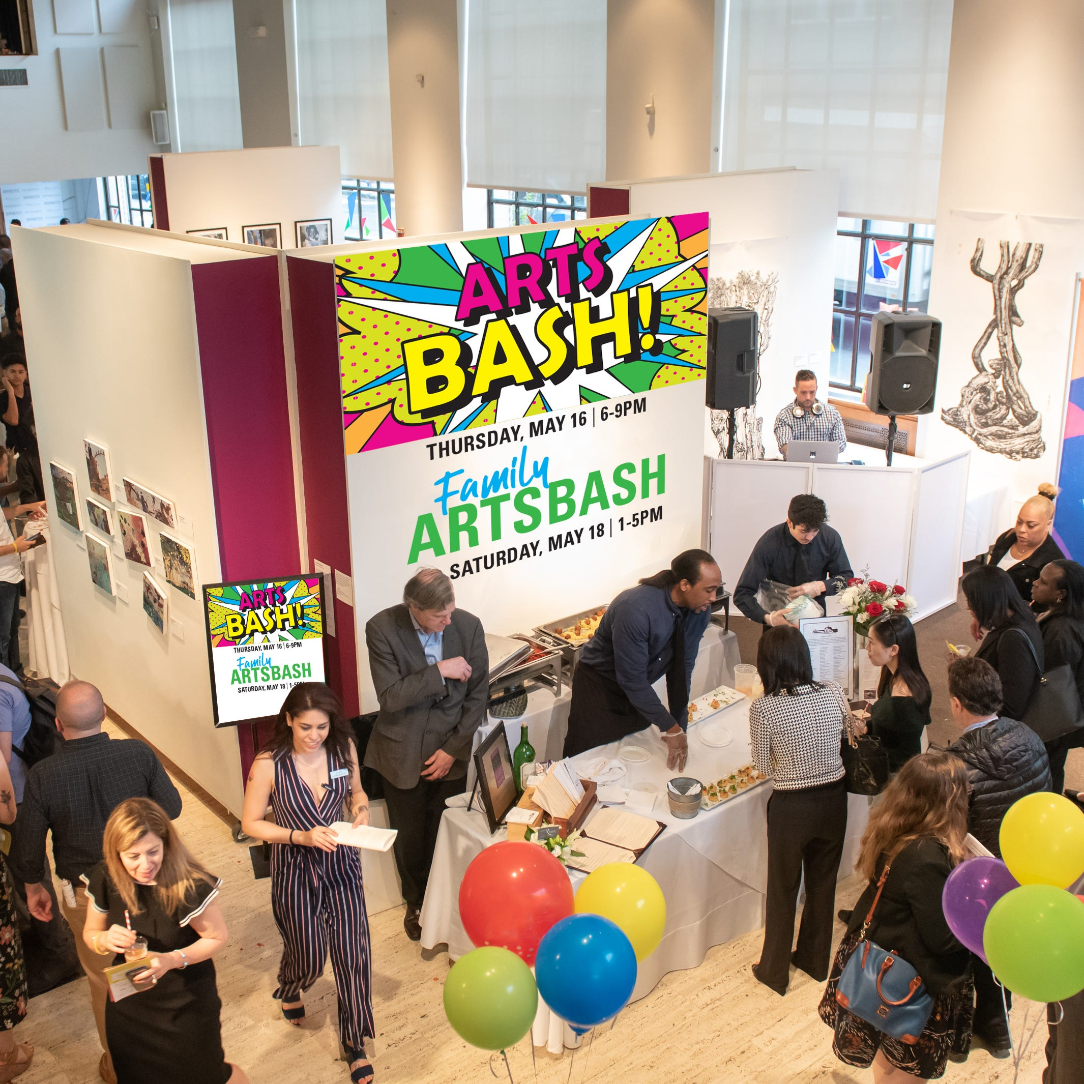Food and art converge at ArtsWestchester 'biggest house party' May 16