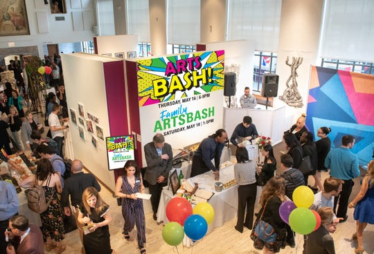 ArtsBash is billed as ArtsWestchester's biggest party of the year.