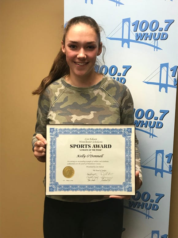 Briarcliff girls lacrosse's Kelly O'Donnell is the Con Edison Athlete of the Week
