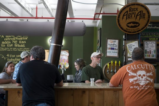 Dogfish Head Brewery announced its merger with Boston Brewing Co., the makers of Samuel Adams Beer and Angry Orchard hard cider.