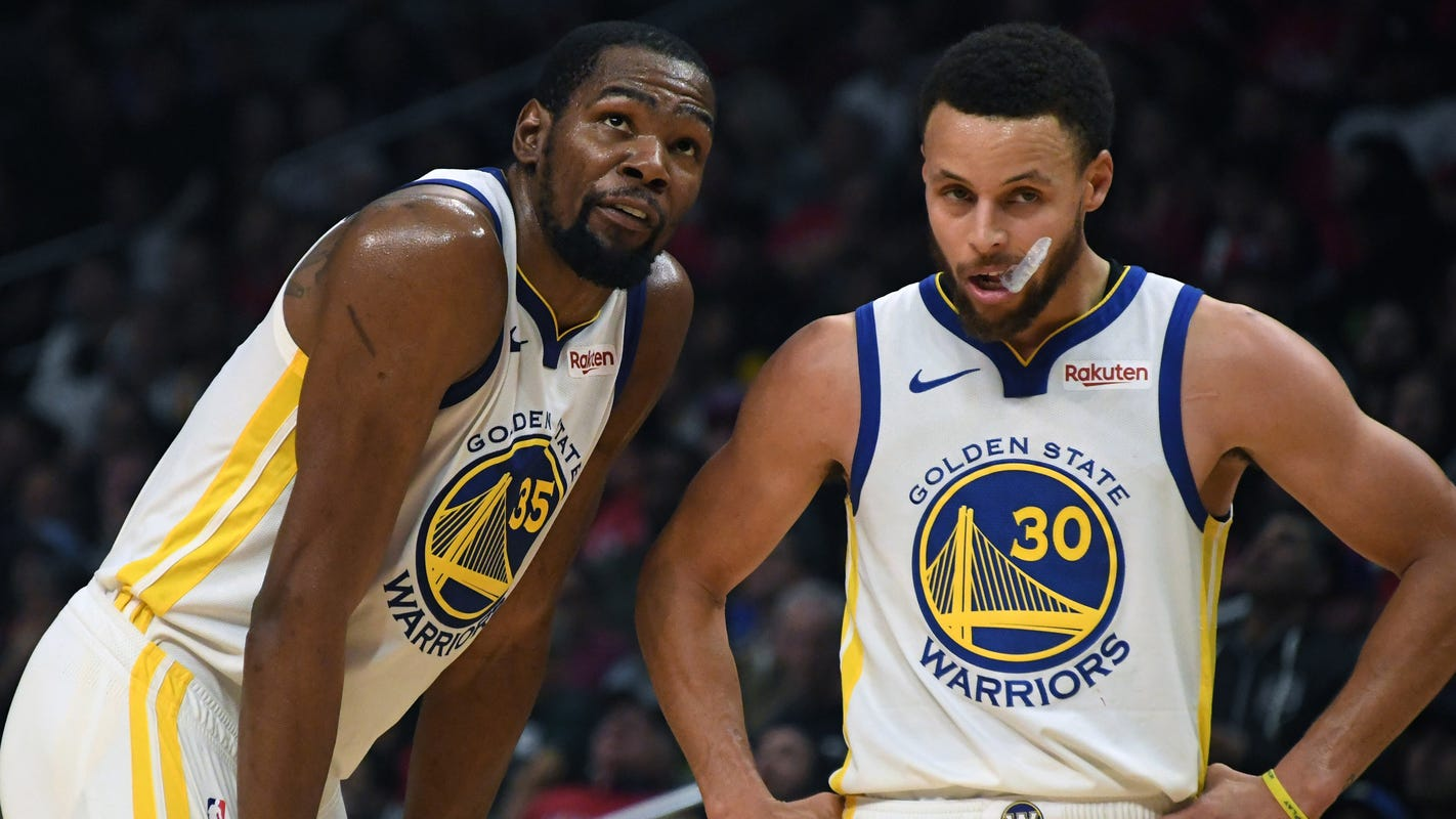 0bdcd2993a36 Opinion  Warriors need old Stephen Curry back with Kevin Durant out