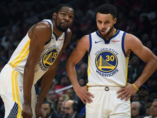 c84c112f861b Opinion  Warriors need old Stephen Curry back with Kevin Durant out
