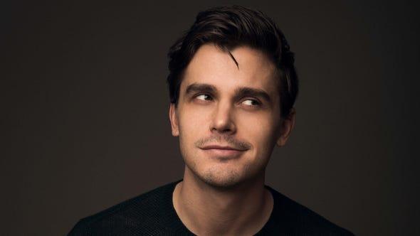 "Netflix series ""Queer Eye"" personality and author Antoni Porowski."