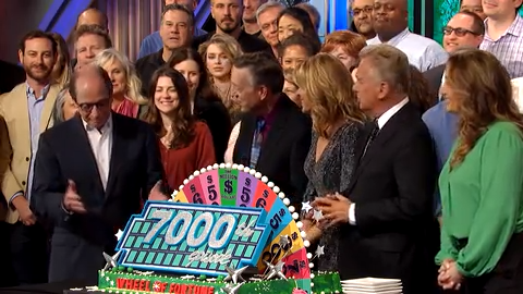 Iowa father of 3 to take a spin on 'Wheel of Fortune'