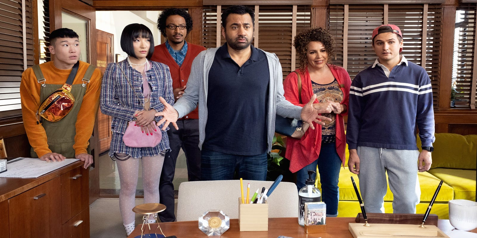 Sunnyside': NBC comedy is first canceled show, but will move online