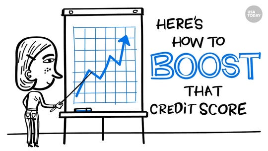 3 habits of people with excellent credit scores