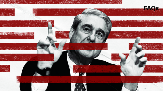 Robert Mueller graphic.
