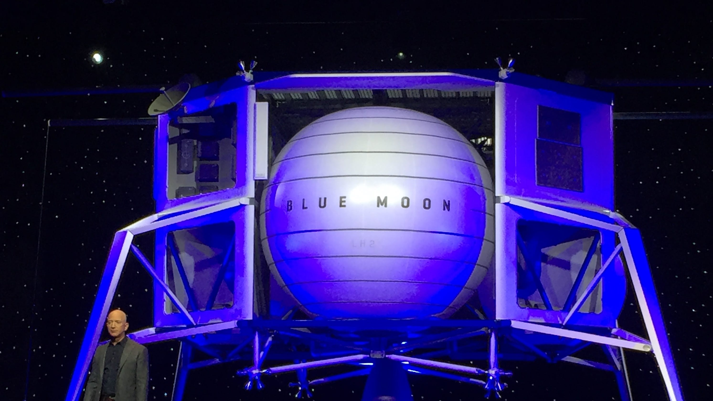 f0a159def Jeff Bezos unveils Blue Moon, his vision for lunar landing missions