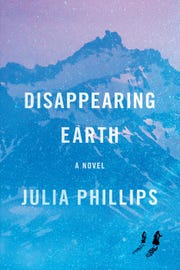 """""""Disappearing Earth,"""" by Julia Phillips."""
