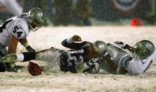 """The """"Tuck Rule"""" jump-started the Patriots dynasty that continues to this day."""