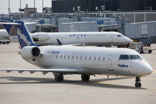 United Airlines ConnectionSaver Helps Flyers Make