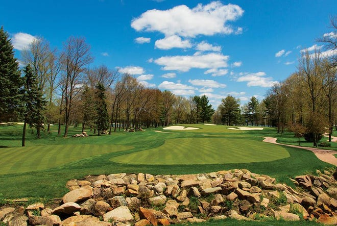 SentryWorld Golf Course in Stevens Point got some love from Golf Digest. It landed at No. 44 on their list of the greatest public courses in America.