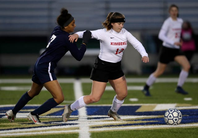 Girls Prep Soccer Appleton North Ties Kimberly 1 1