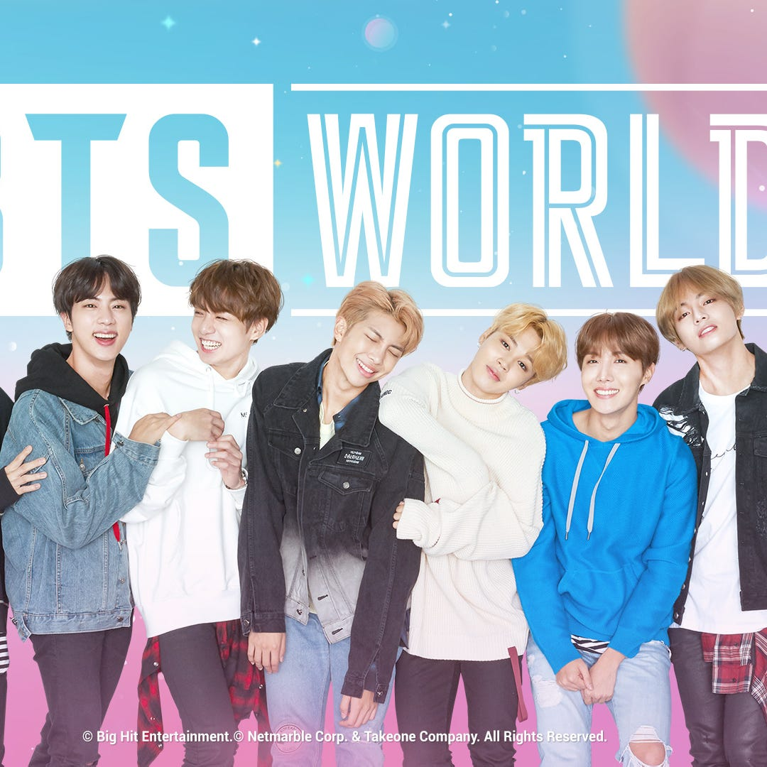 BTS looking for 'loving' fans to help manage their new BTS World video game