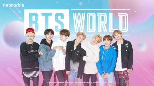 Netmarble's BTS World