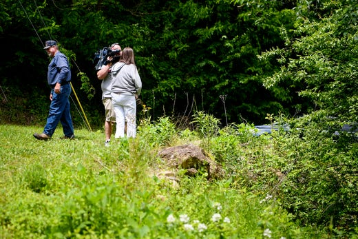 Police: Mother Threw Infant Down Ravine, Faked Kidnapping