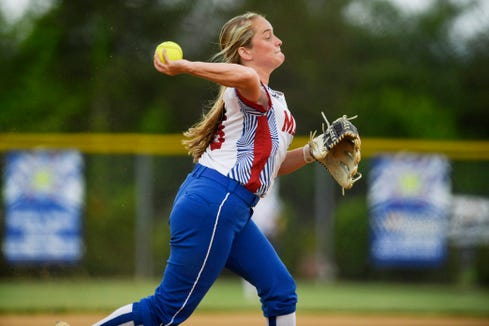 Madison defeated Mount Pleasant 7-2 May 9, 2019 in Marshall.