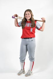 Allie Jones is a junior Erwin High School softball pitcher.