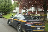New York State Police announce arrests in the deadly Apalachin home invasion.