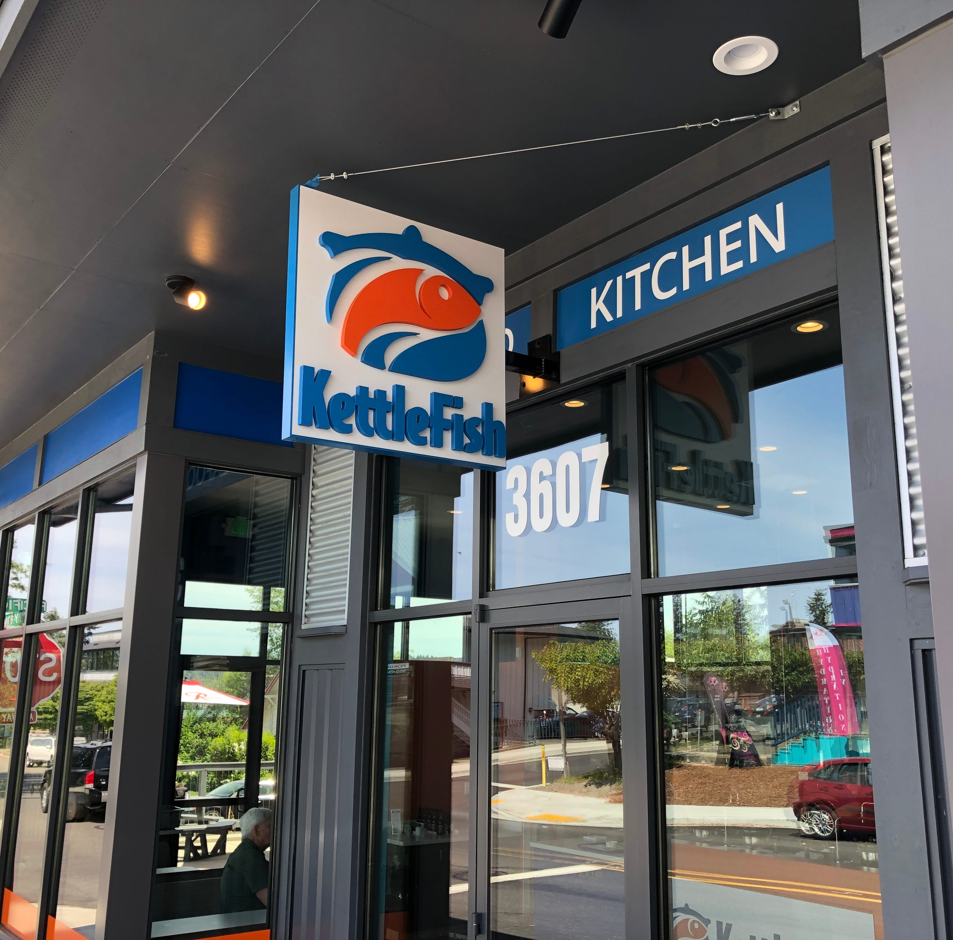 Kettlefish brings fresh steam-cooked seafood to Silverdale