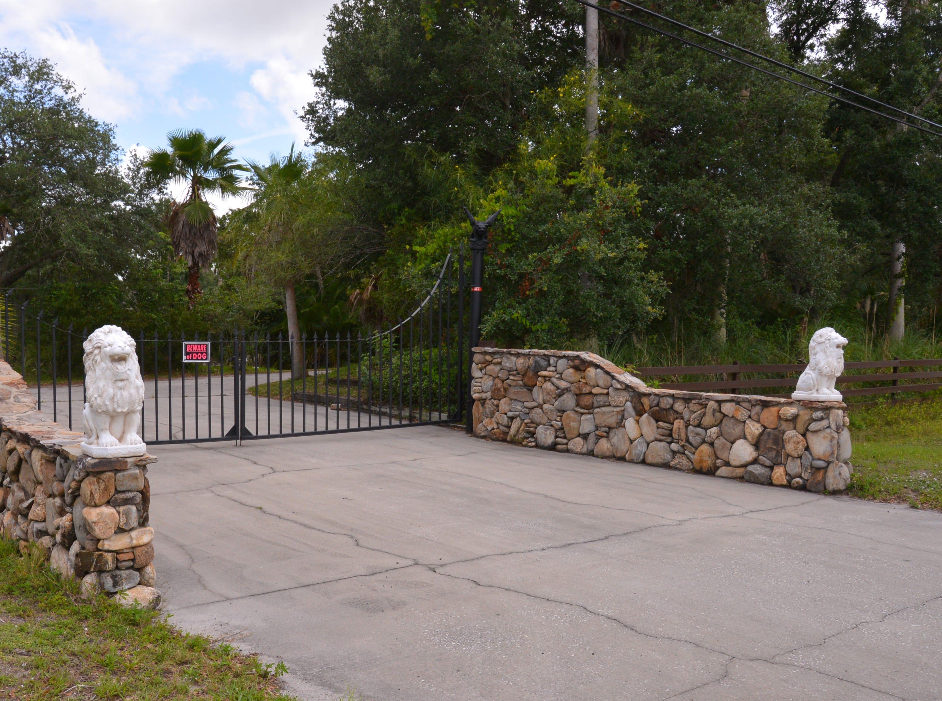 The home at 515 Grant Road, Grant Valkaria.
