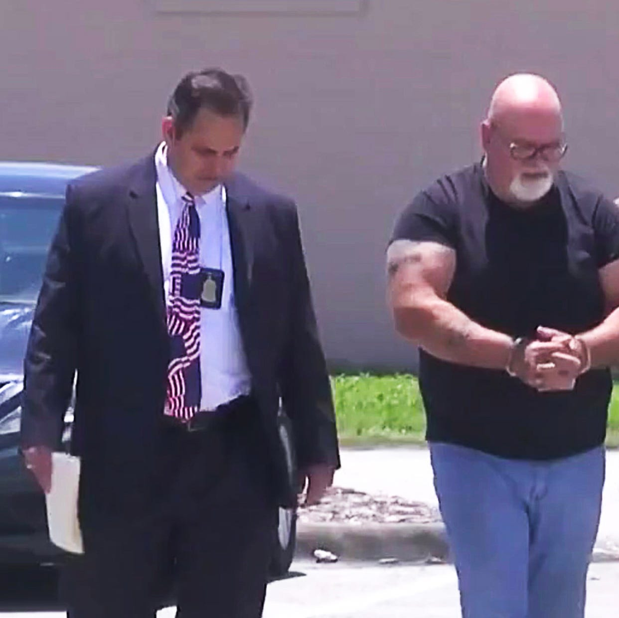 Former Palm Bay deputy manager Dave Isnardi arrested, charged with racketeering, other felonies