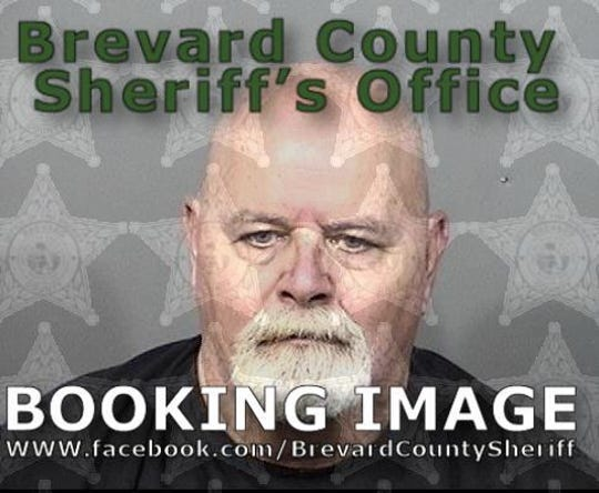 Dave Isnardi booking mug