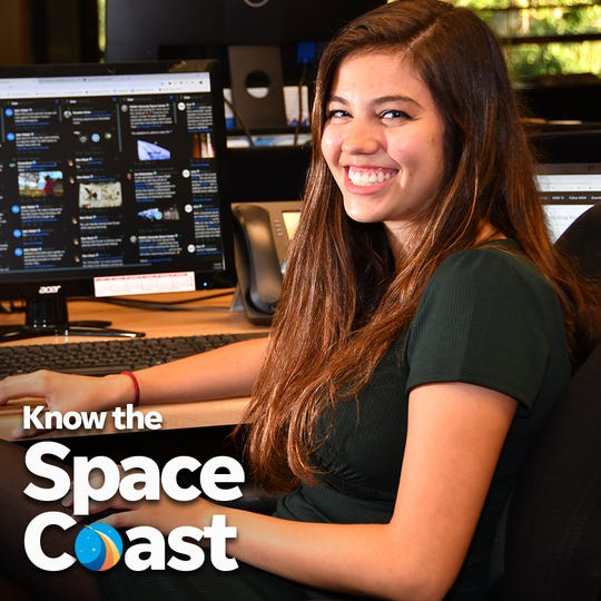 Have you met the newest member of our space team? This is Antonia Jaramillo. From launch coverage to weird space science and all the strange, fun and interesting stuff in between, Antonia is our go to reporter. She's one of the many talented FLORIDA TODAY journalists ready to help you Know the Space Coast.
